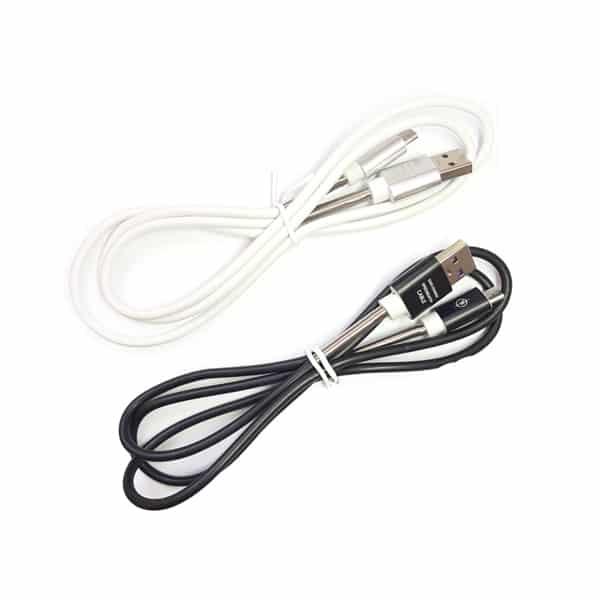 کابل رابط میکرو USB سر فنری
