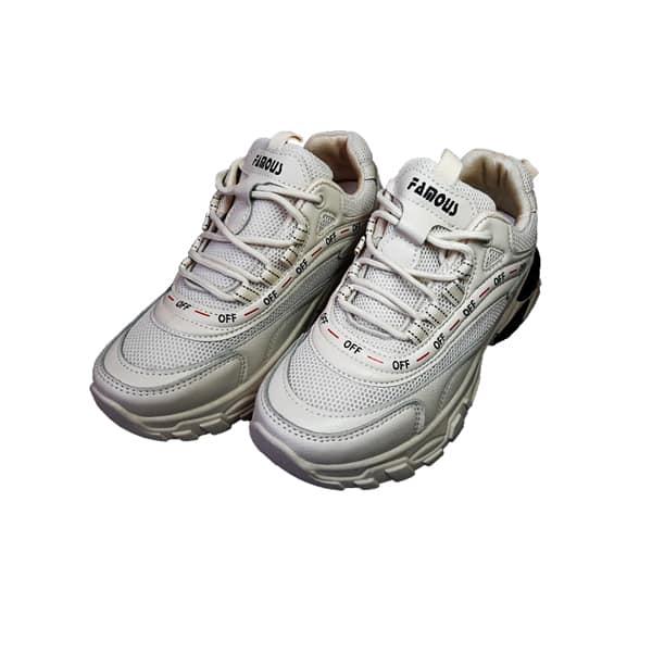 کفش اسپرت زنانه Famous
