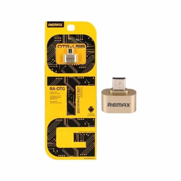 مبدل OTG میکرو USB ریمکس