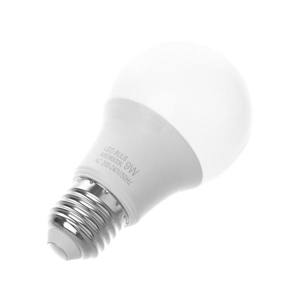 لامپ LED حبابی 9 وات تک تاب