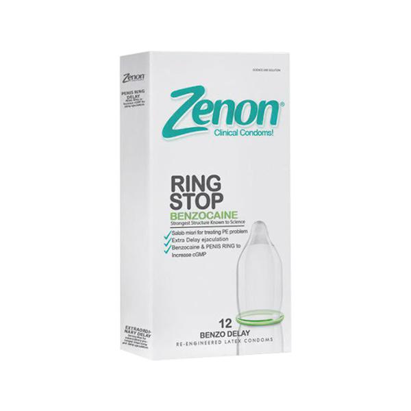 کاندوم زنون تاخیری Ring Stop Benzocaine