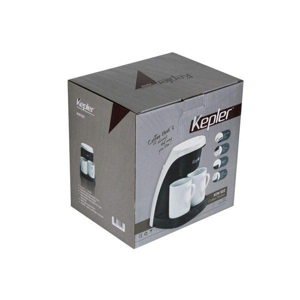 قهوه ساز کپلر مدل KCM322