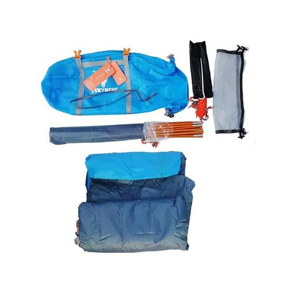چادر کوهنوردی 2 نفره پکینیو مدل C2001