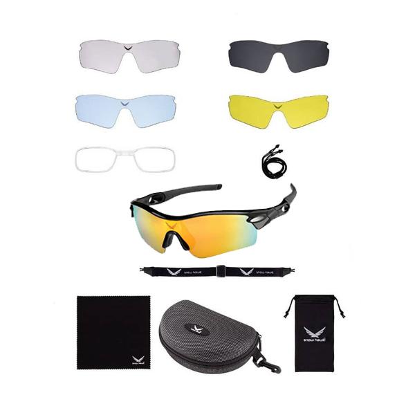 عینک آفتابی اسنو هاوک مدل 002