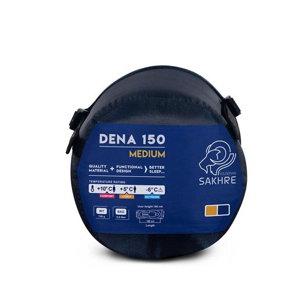 کیسه خواب صخره مدل DENA 150