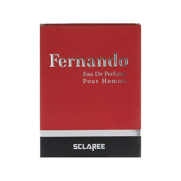 ادو پرفیوم مردانه اسکلاره مدل Fernando