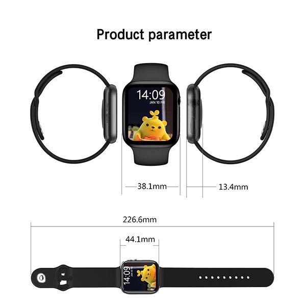 ساعت هوشمند Dot Comma مدل HW22 Pro